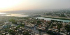 منطقة الراشدية في بغداد