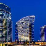 منطقة دبي فيستيفال سيتي في إمارة دبي