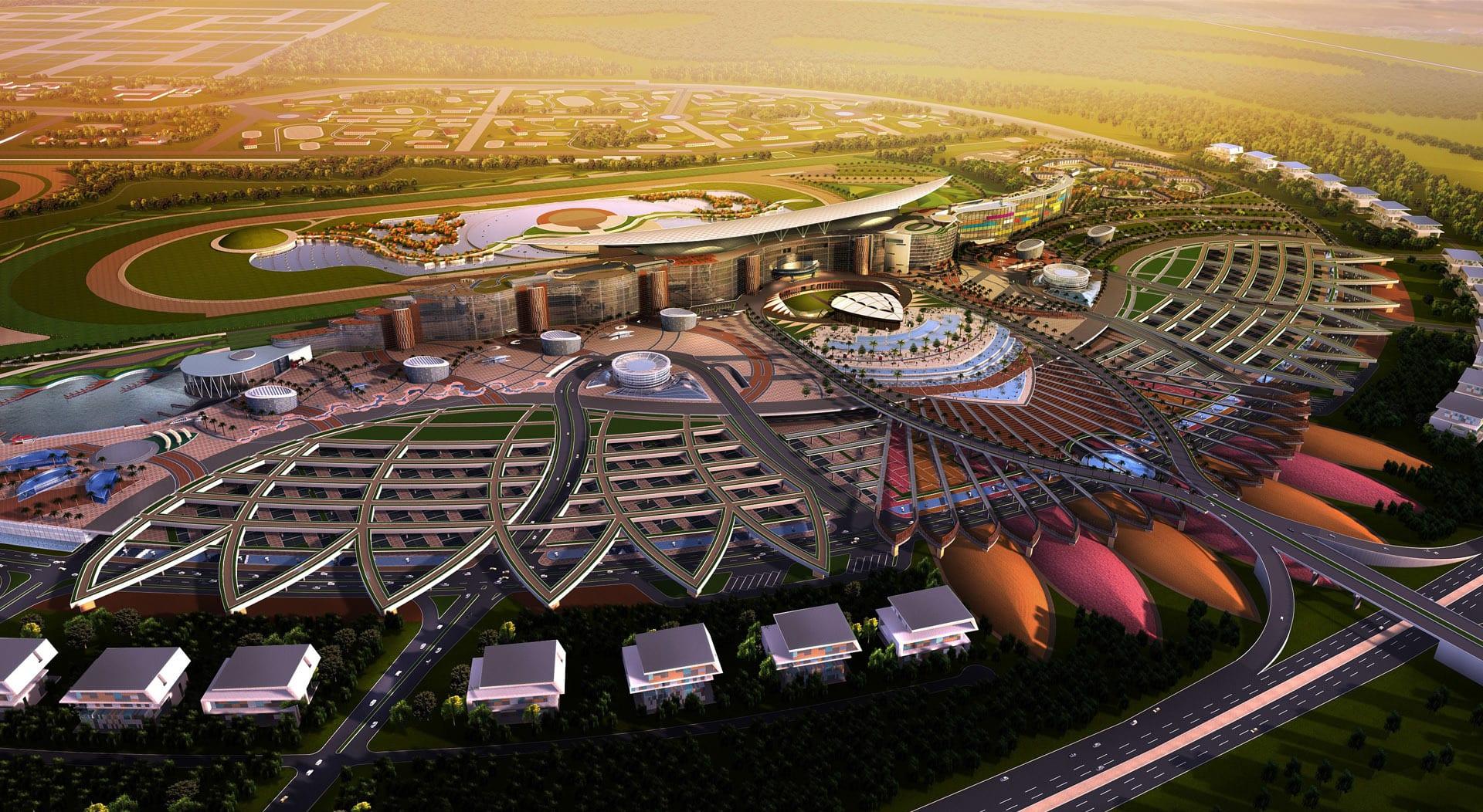 منطقة ميدان في إمارة دبي