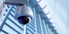 منظومة كاميرات المراقبة