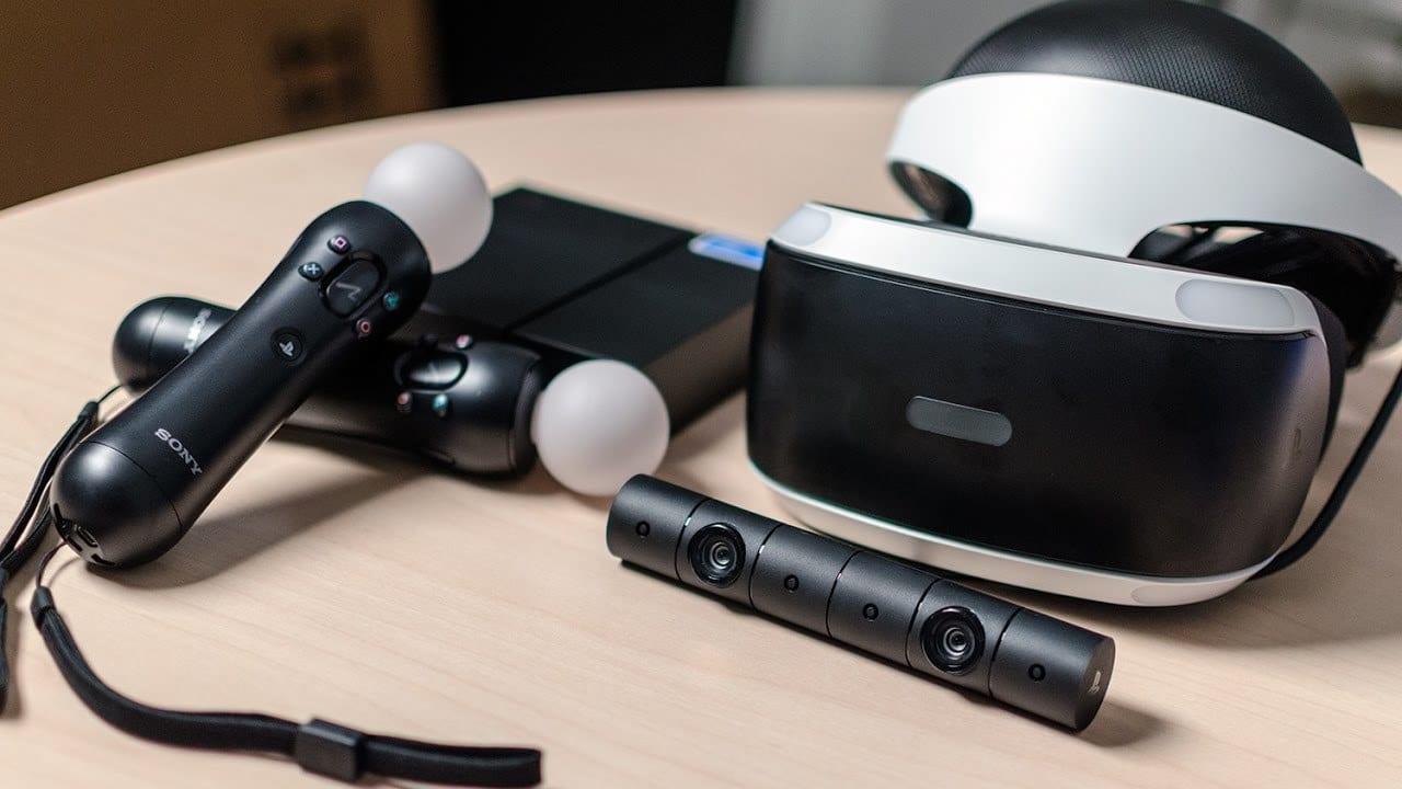 ميزات نظارة الواقع الافتراضي PlayStation VR