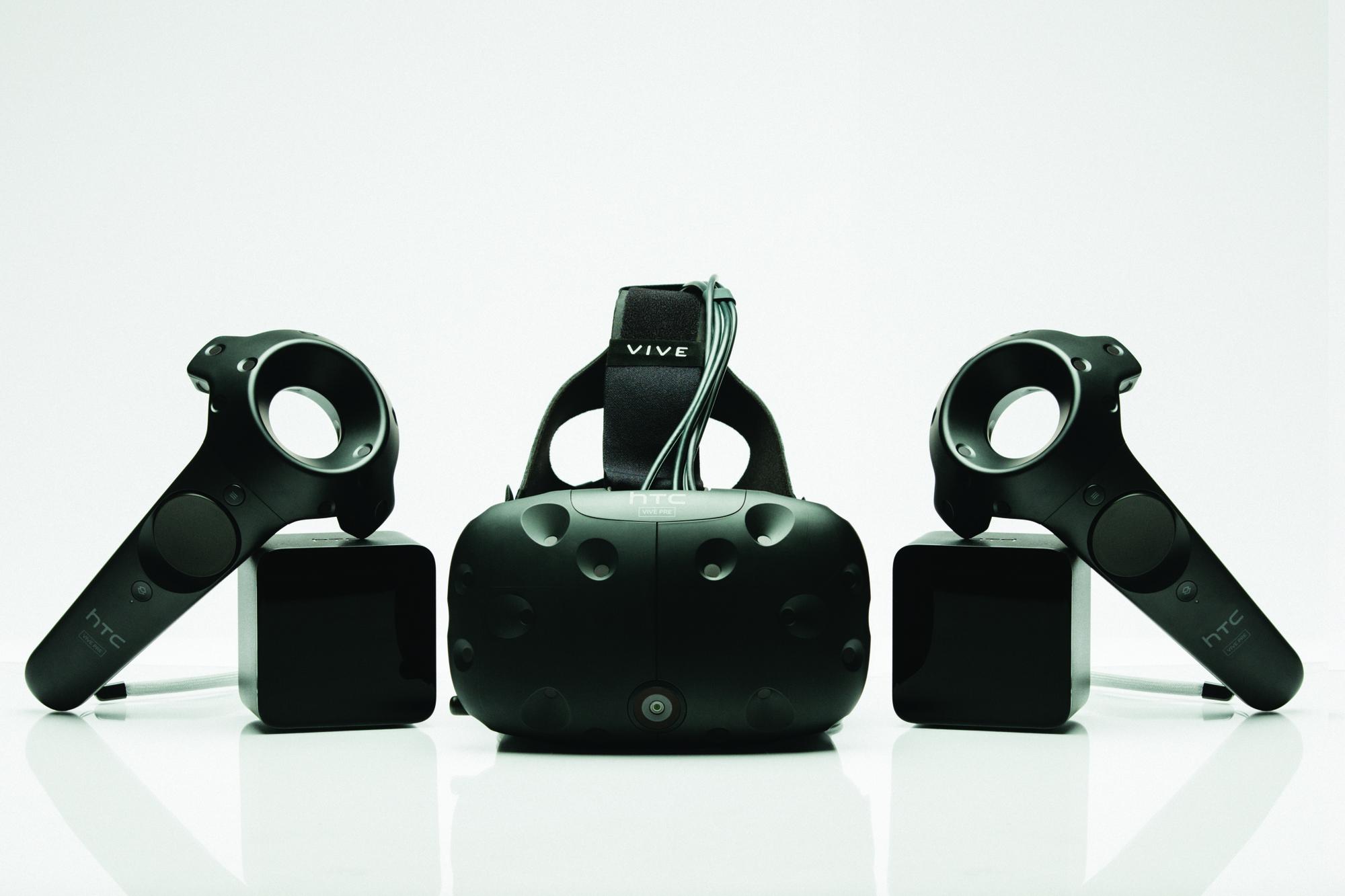 نظارة الواقع الافتراضي HTC Vive