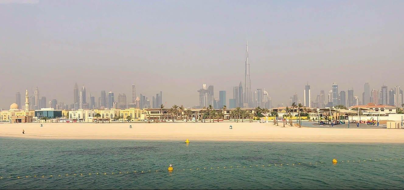 مجمع جميرا 2 في إمارة دبي