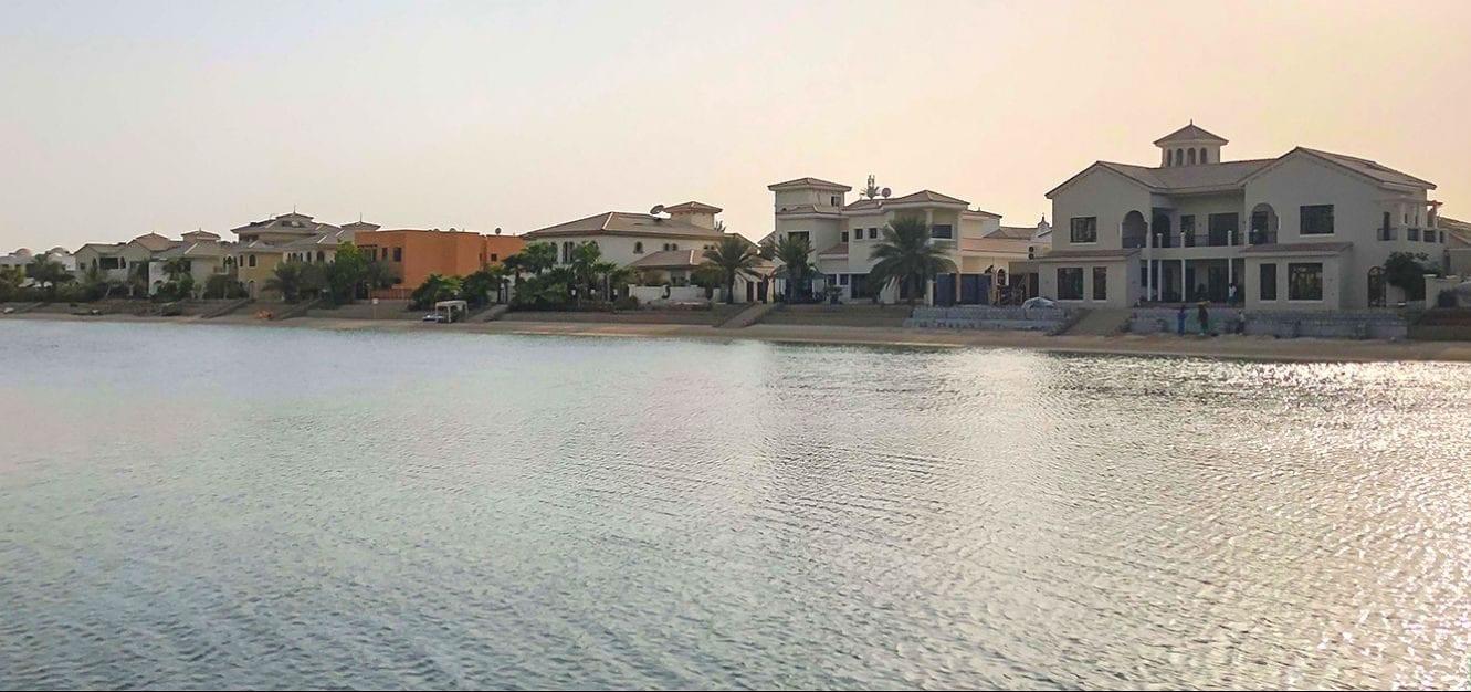 مجمع مساكن النخلة في نخلة جميرا
