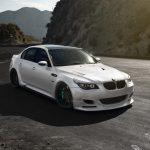 سيارة BMW e60