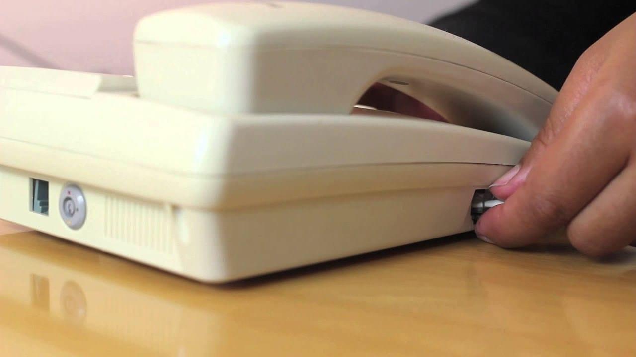 إصلاح أعطال التليفون الأرضي