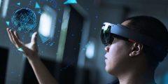 آلية عمل نظارات الواقع الافتراضي