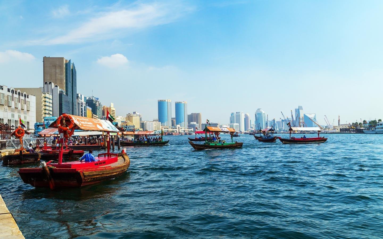 بر دبي في إمارة دبي