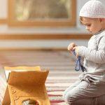 تعليم خطوات الصلاة للأطفال