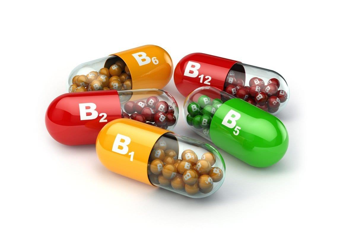 تناول الفيتامينات قبل النوم