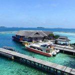 جزر الألف في إندونيسيا