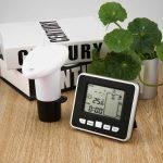 جهاز قياس مستوى الماء في الخزان