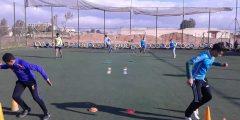 زيادة اللياقة البدنية لكرة القدم