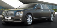 سيارة bentley mulsanne
