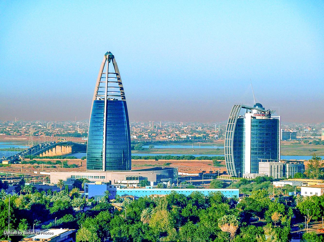 مدينة الشوال في السودان