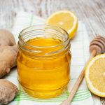 طريقة تحضير أقراص السعال بالزنجبيل والعسل