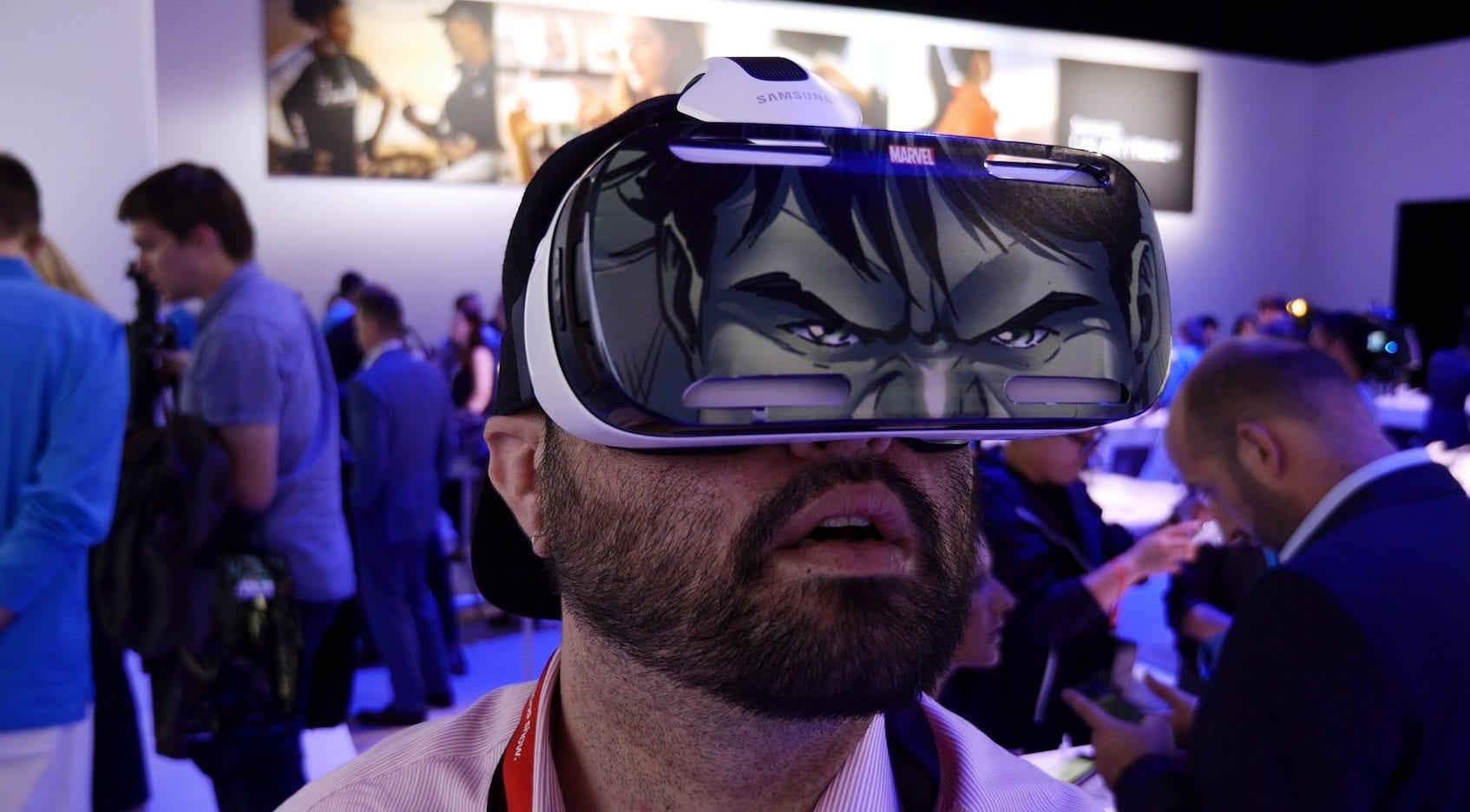 عيوب نظارة الواقع الافتراضي Samsung Gear VR