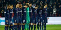 فريق باريس سان جيرمان الفرنسي