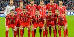 فريق بايرن ميونخ الألماني