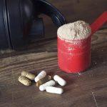 فوائد حبوب البروتين