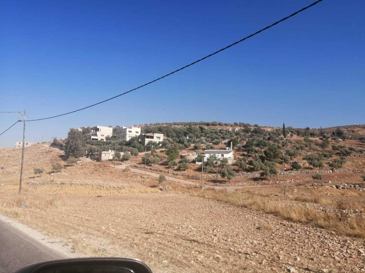 قرية شطنا في محافظة إربد