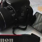 كاميرا كانون كيف استخدمها
