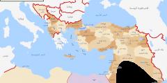 كم حكم الدولة العثمانية