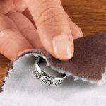 كيفية تلميع الفضة