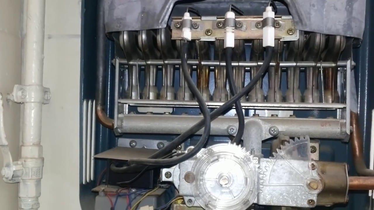 كيفية ضبط سخان غاز يونيفرسال