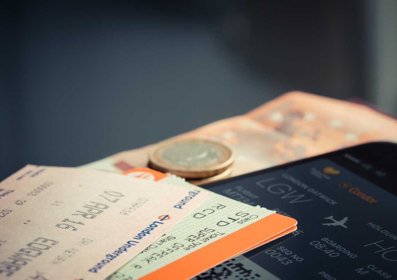 كيفية عمل حجز طيران مبدئي لغرض التأشيرة