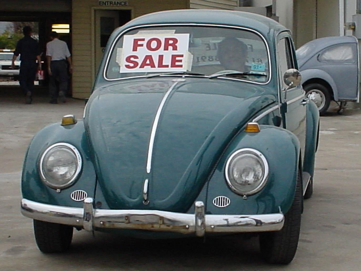 كيف أبيع سيارة قديمة