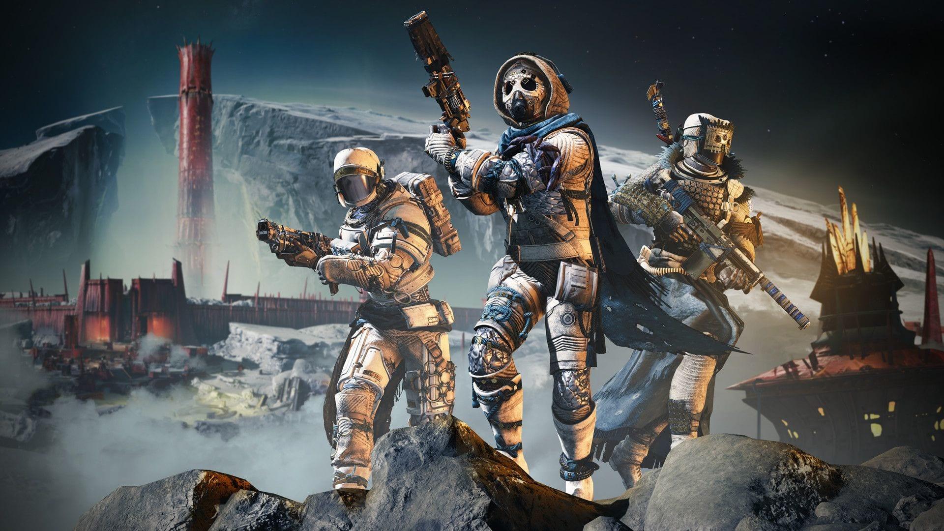 لعبة Destiny 2: Shadowkeep