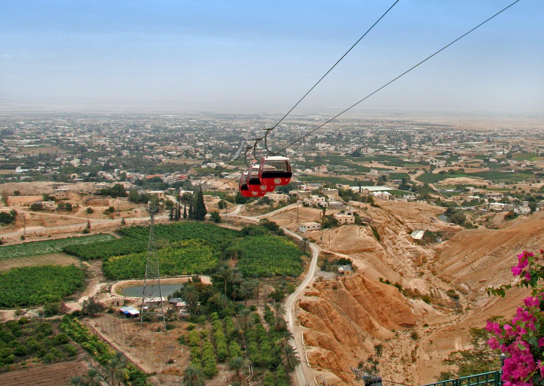 مدينة أريحا فلسطين