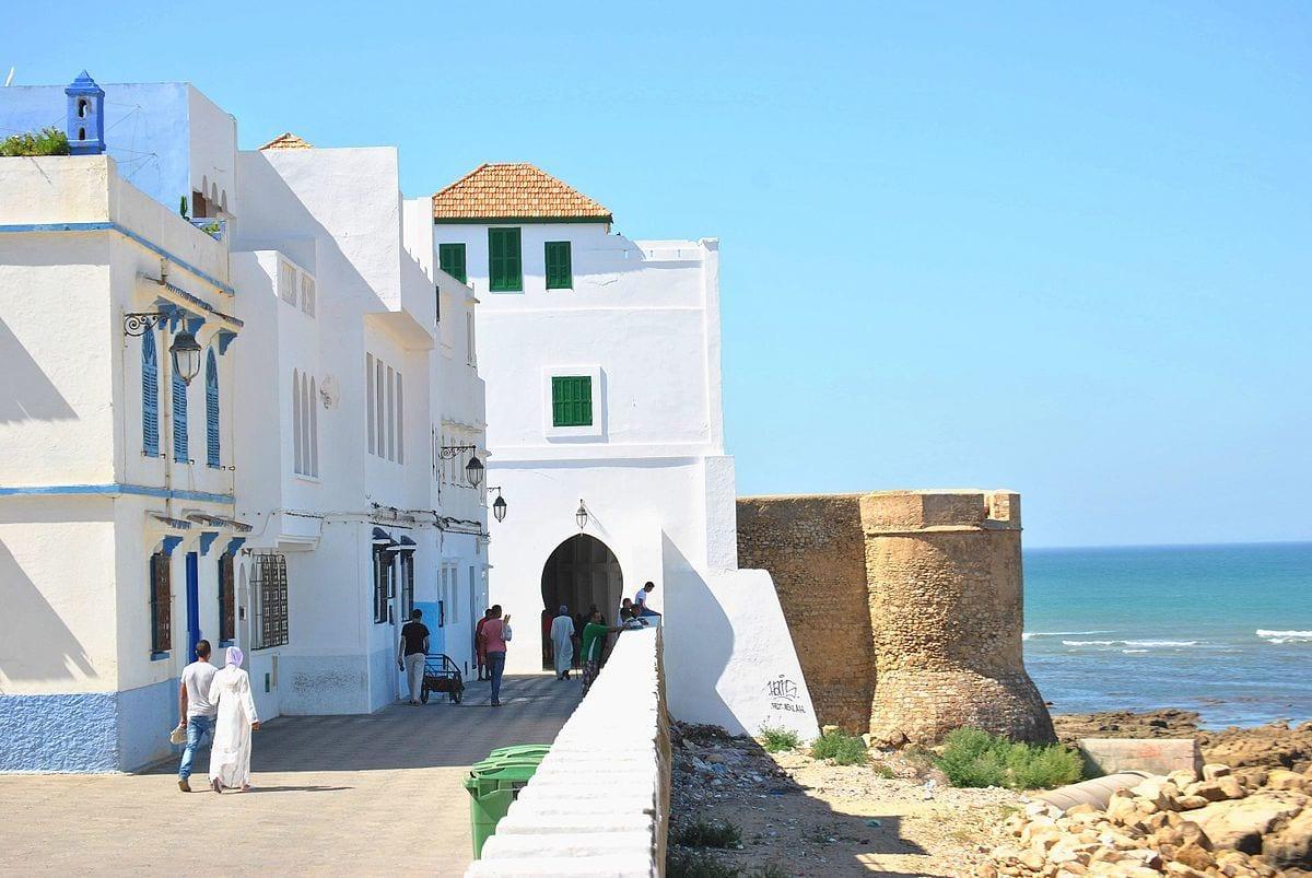 مدينة أصيلة بالمغرب