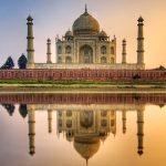 مدينة أكرا الهندية