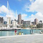 مدينة أوكلاند في نيوزيلندا