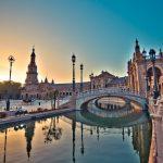 مدينة إشبيلية الإسبانية