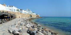 مدينة الحمامات في تونس