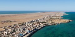مدينة الداخلة المغربية