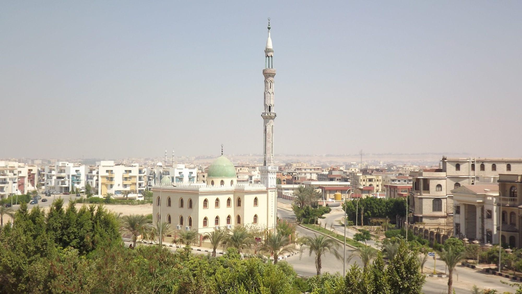 مدينة العبور في القاهرة