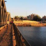 مدينة المنصورة في مصر