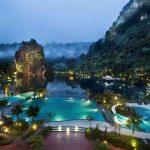 مدينة ايبوه في ماليزيا