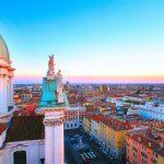 مدينة بريشيا الإيطالية