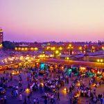 مدينة تامنصورت في مراكش