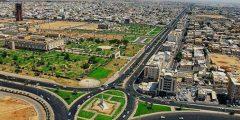 مدينة تبوك في السعودية