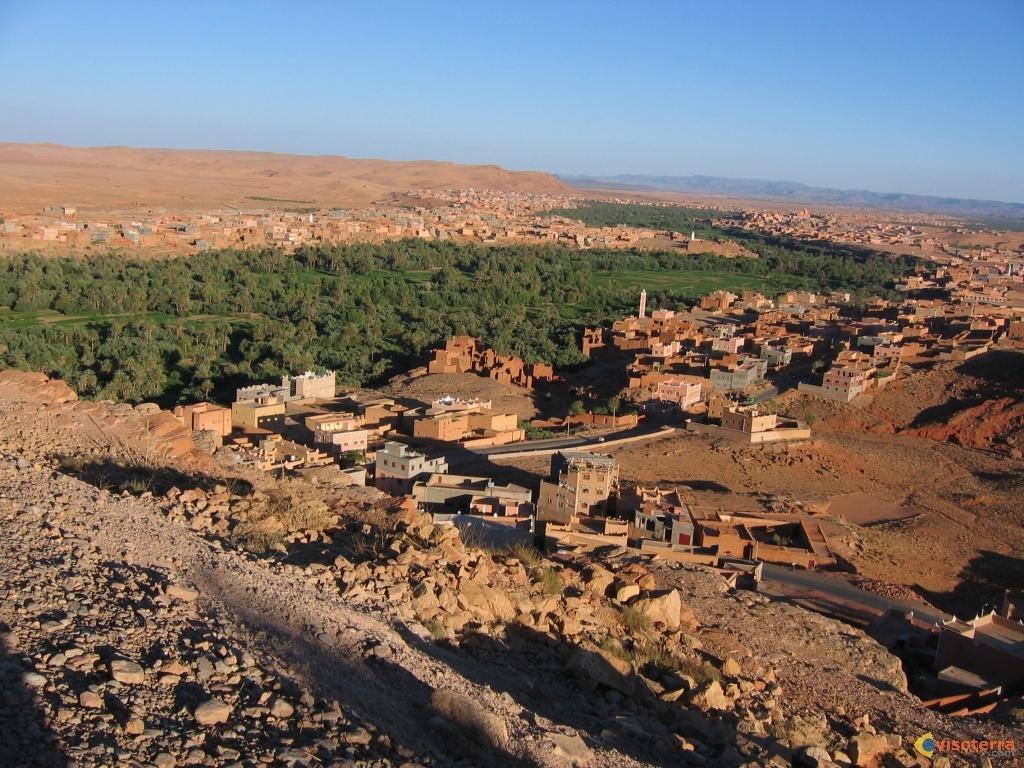 مدينة تنغير المغربية