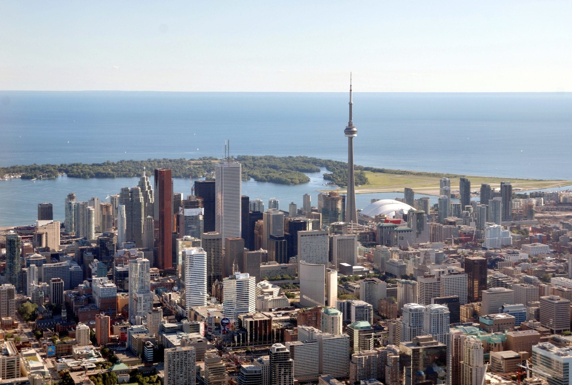مدينة تورنتو كندا