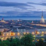 مدينة تورينو بإيطاليا