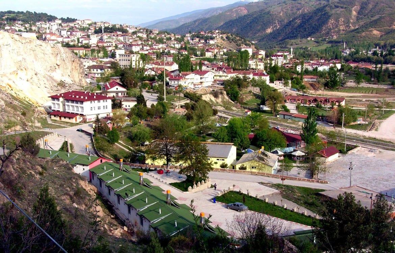 مدينة توكات في تركيا