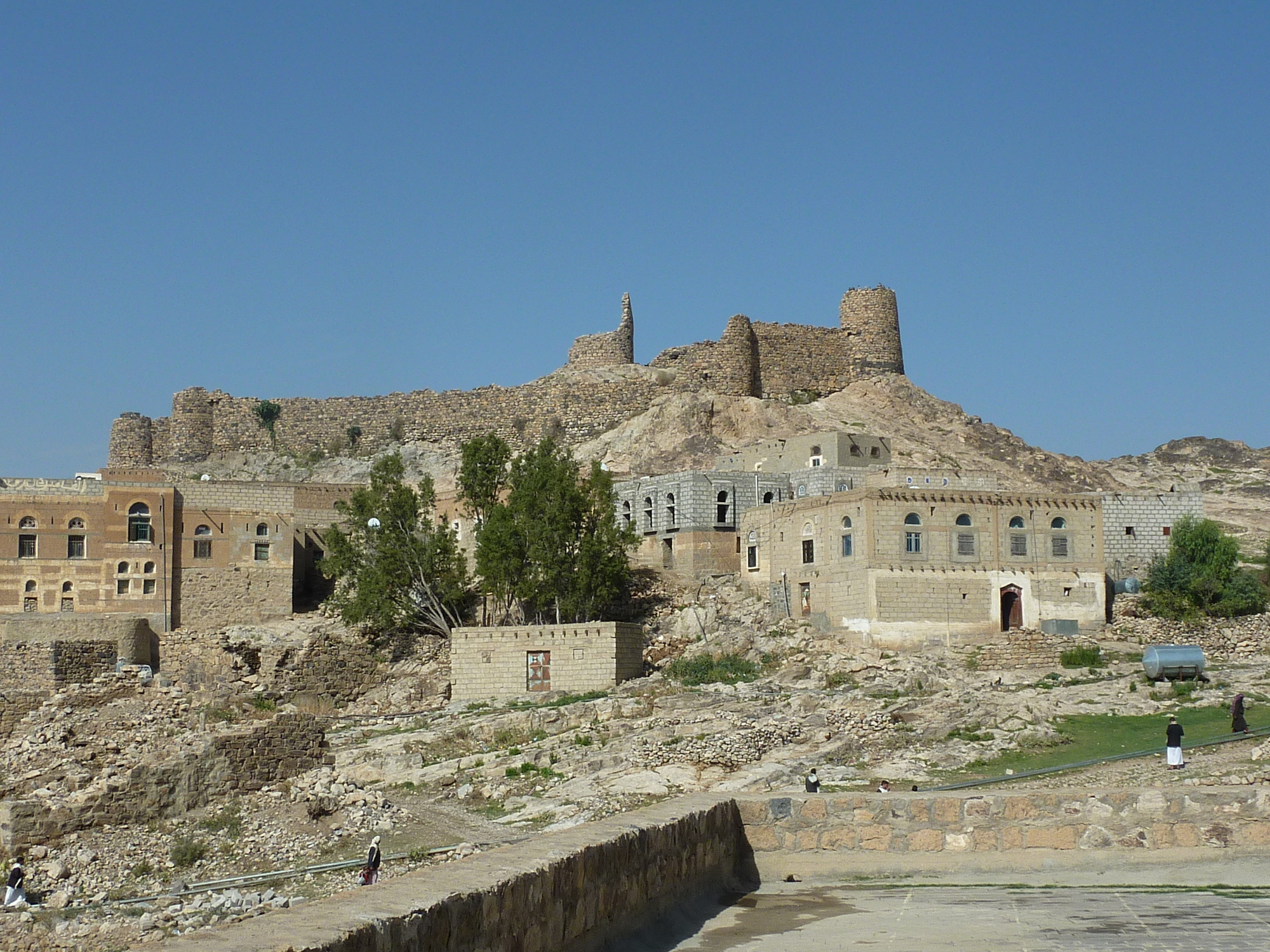 مدينة ذمار اليمنية